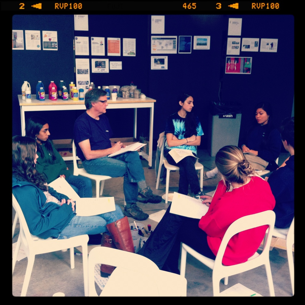 """""""How do we educate young people to thrive in a world of possibility?"""" #ImaginingLearning #ListeningSession @Unboundary (1/6)"""